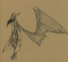 Dragon Woman by noxialis
