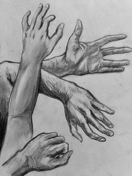 Ma hands