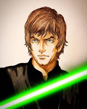 Luke Skywalker (Ayami Kojima Style)