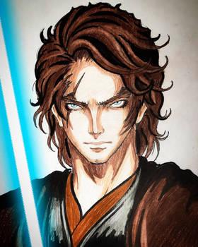 Anakin Skywalker (Ayami Kojima Style)
