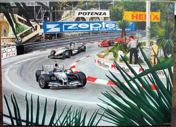 Monaco by machoart