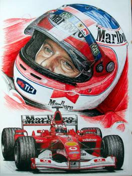 Rubens Barrichello 2002