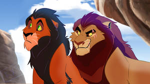 Scar And Unknown