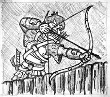 Gilbo - A Skilled Sniper