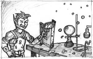 Gobril 05 - Goblin Science