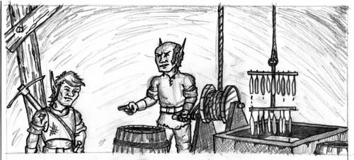 Gobril 17 - Goblin Buisness