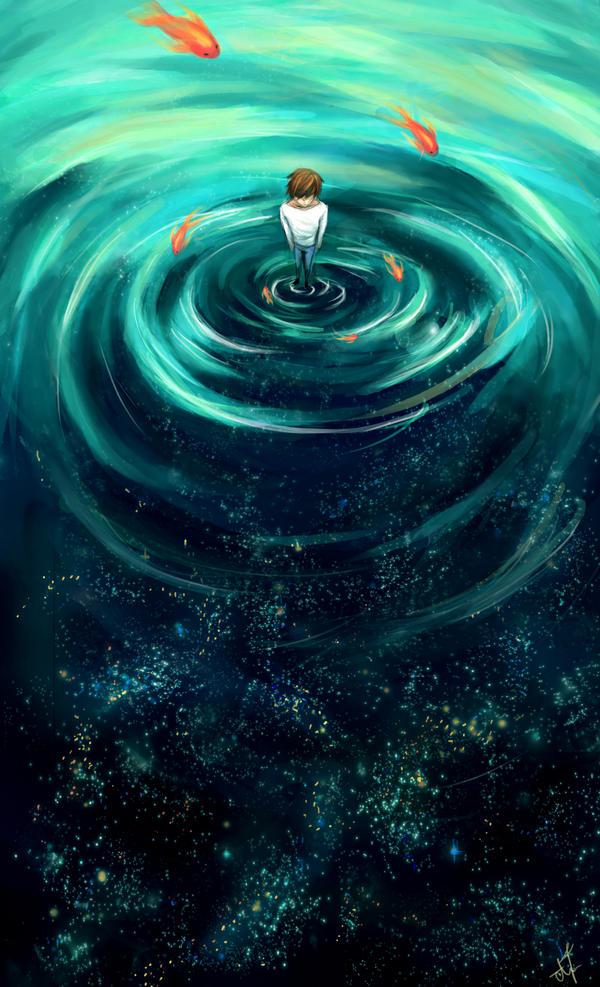 Vast Ocean of Stars by wudupcheese