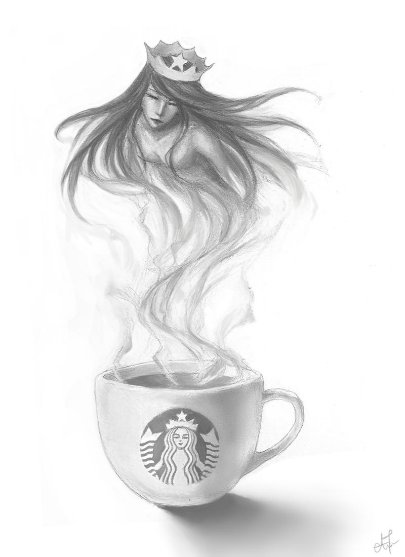 Starbucks by wudupcheese on DeviantArt