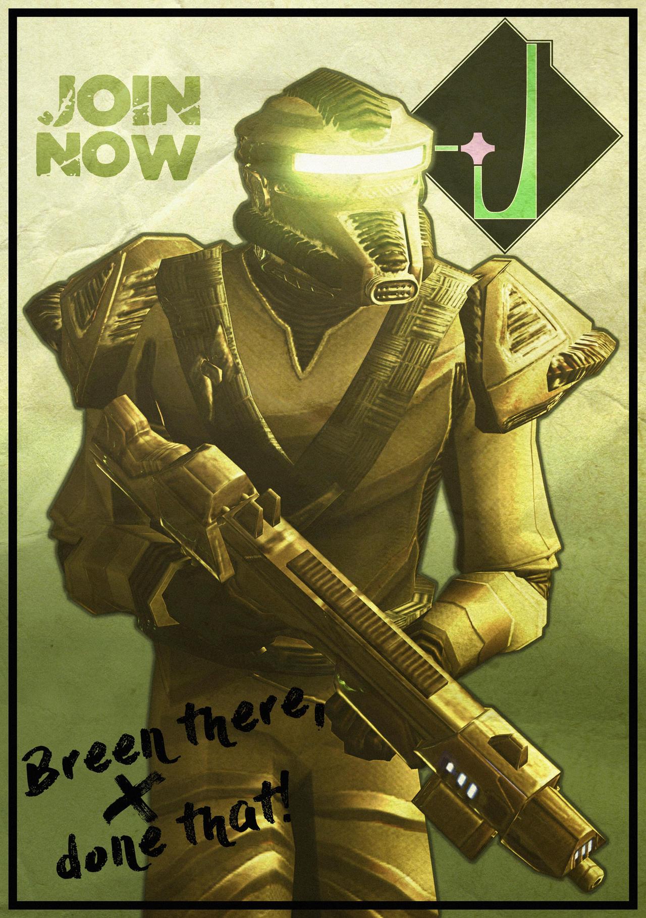 Dominion Propaganda Poster (Breen)