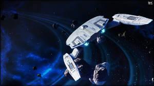 Towards Proxima Centauri by Kurumi-Morishita