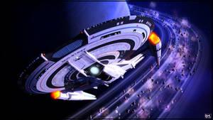 The Space Track by Kurumi-Morishita