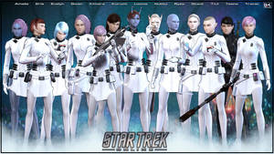 K's STO Characters 2019 (Federation Edition)