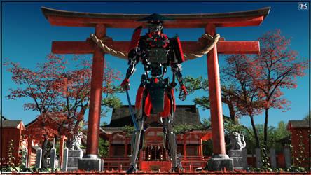 Yahata No Kami 2077