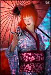 Akiko by IK-Morishita