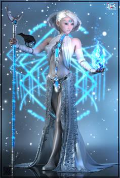 Jadwiga Fanya - The Winter Witch