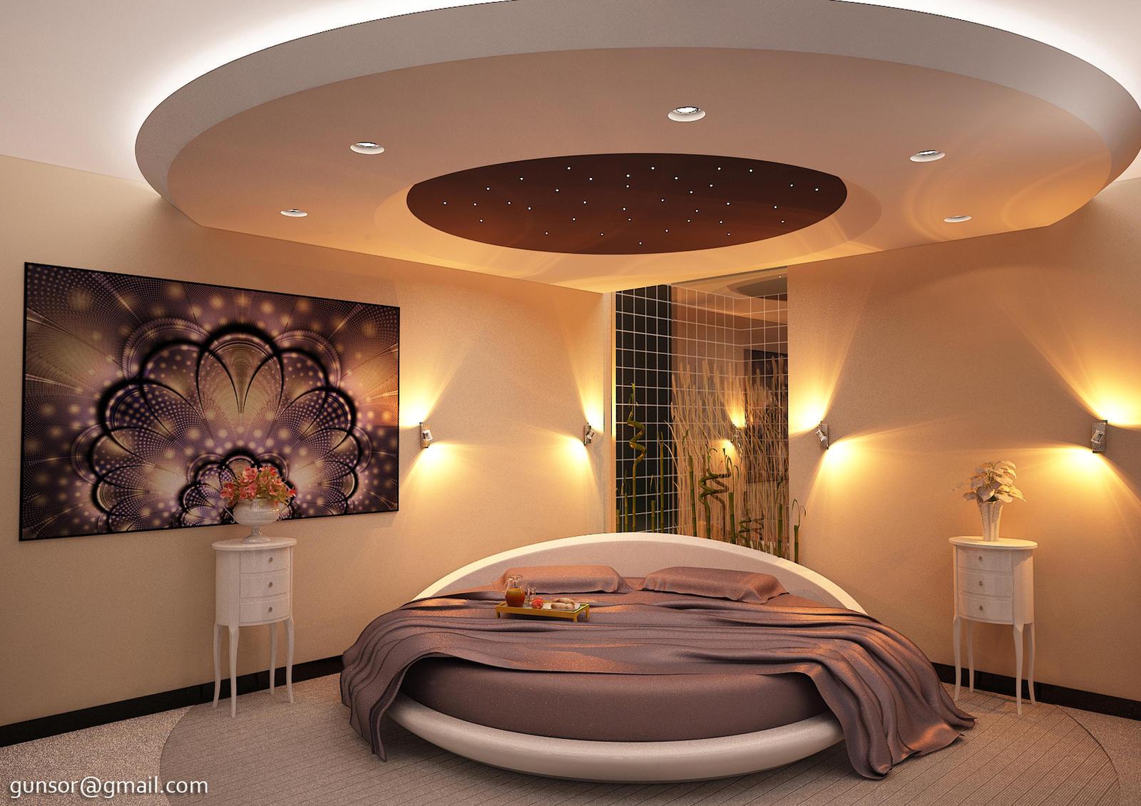 Modern Bedroom 2 by 1zmim on DeviantArt