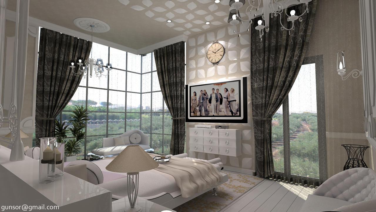 Main Bedroom Main Bedroom 3 By 1zmim On Deviantart