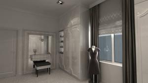 Avant-garde Bedroom Dresser