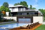 7 Villas 1 Pool, the Pool
