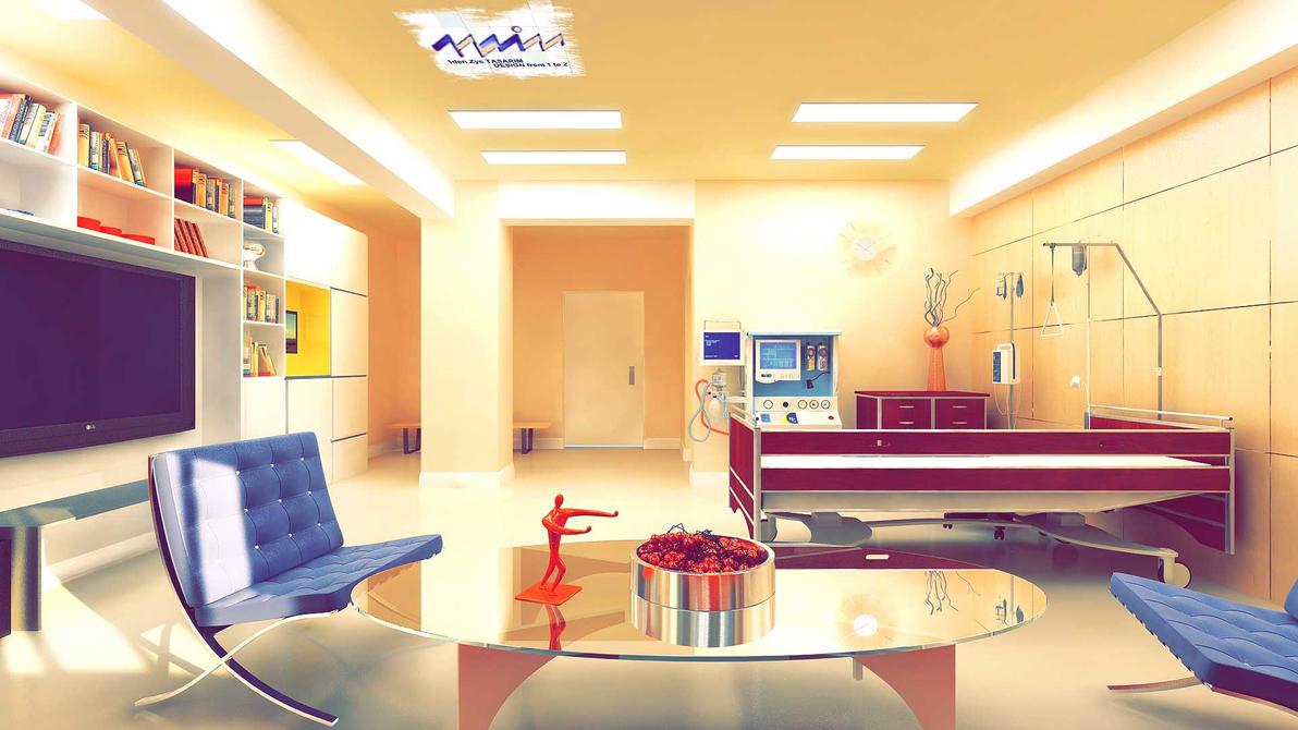 Hospital VIP room 1 by 1zmim