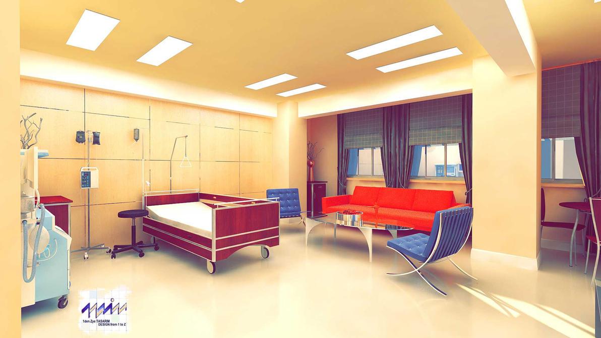 Hospital VIP room 2 by 1zmim