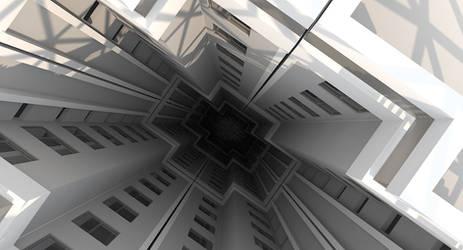 41 FLOORS HIGHRISE RESIDENTIAL BUILDING 2B