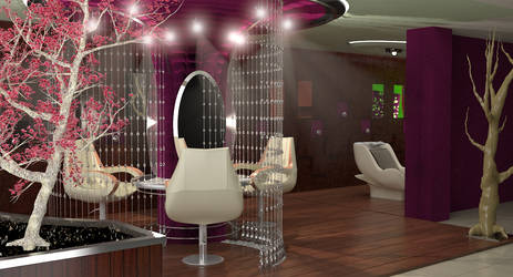 Stylish Modern Beauty Salon 1