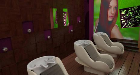 Stylish Modern Beauty Salon 2