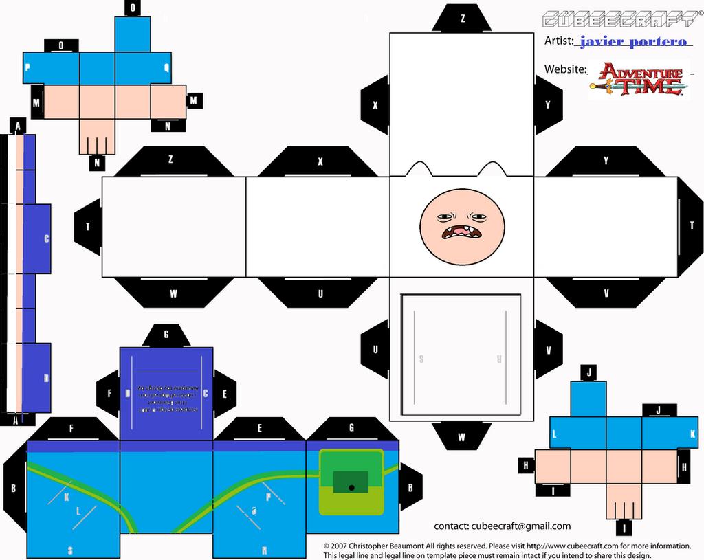Browsing Cubeecraft on deviantART