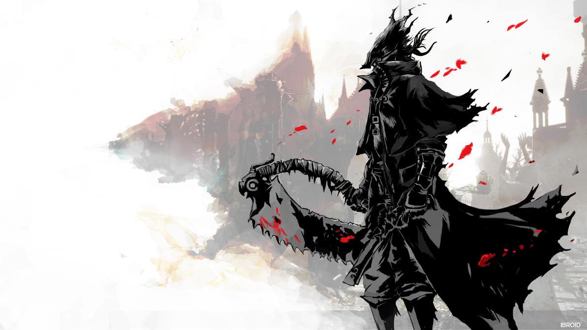 Bloodborne Hoonter by ibroid on DeviantArt