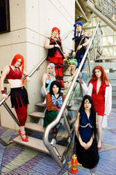 The Death Busters by Olivias-Atelier