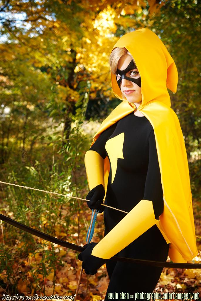Not Just a Sidekick by Olivias-Atelier