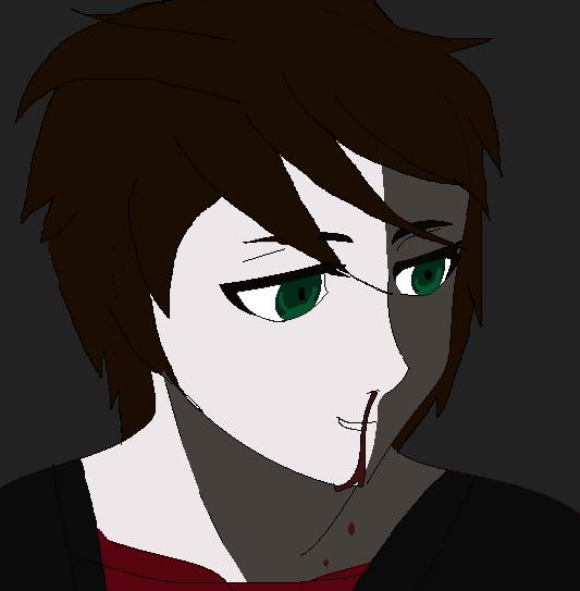 Just A Little Blood  by ChaoticDarkAngel