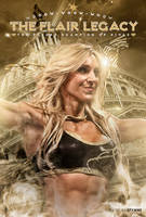'The Flair legacy' Charlotte by GFXWWE