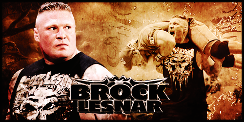 Brock Lesnar By RaulMarian