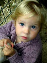 Portrait Camille etonnee