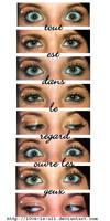 Ouvre les yeux