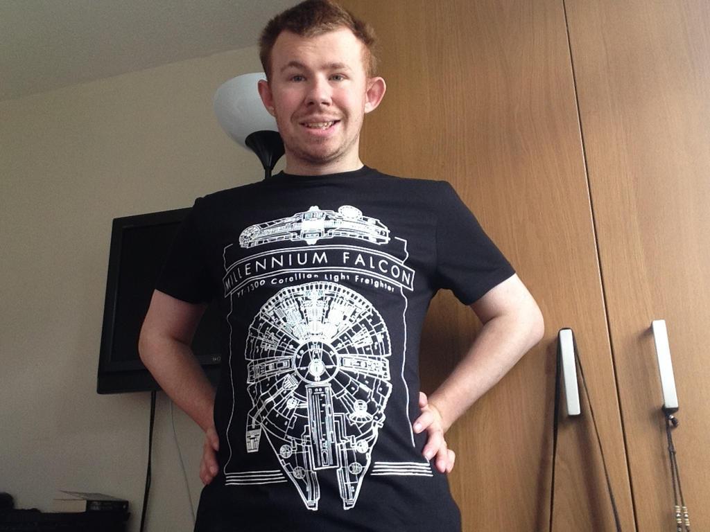 My Millennium Falcon T Shirt