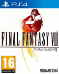 FFVIII on Playstation 4 by Darth19