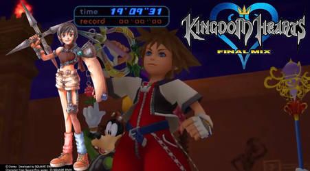 Kingdom Hearts YouTube Thumbnail