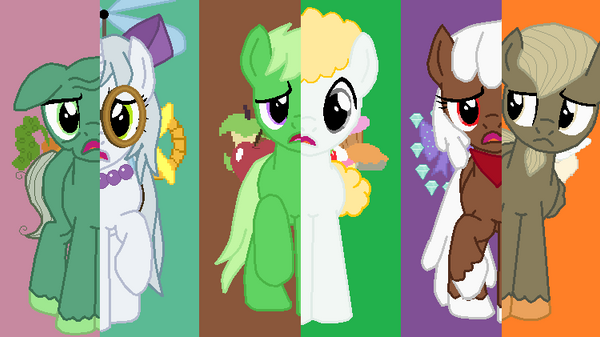 Mane 6 Pets What My Cutie Mark is Telling Me by ...