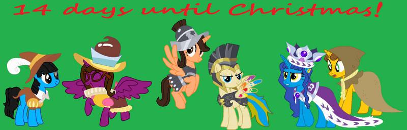 Pony Christmas Countdown (14)