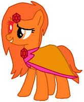 Flare Fire's Flame Princess Costume