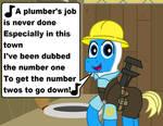 Finn the Pony sings Toilet Jam by FreshlyBaked2014