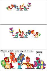 Random Analyst 6 Comic Page 1