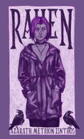Raven- by jaynaiir