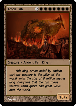 The Fish King Arnon