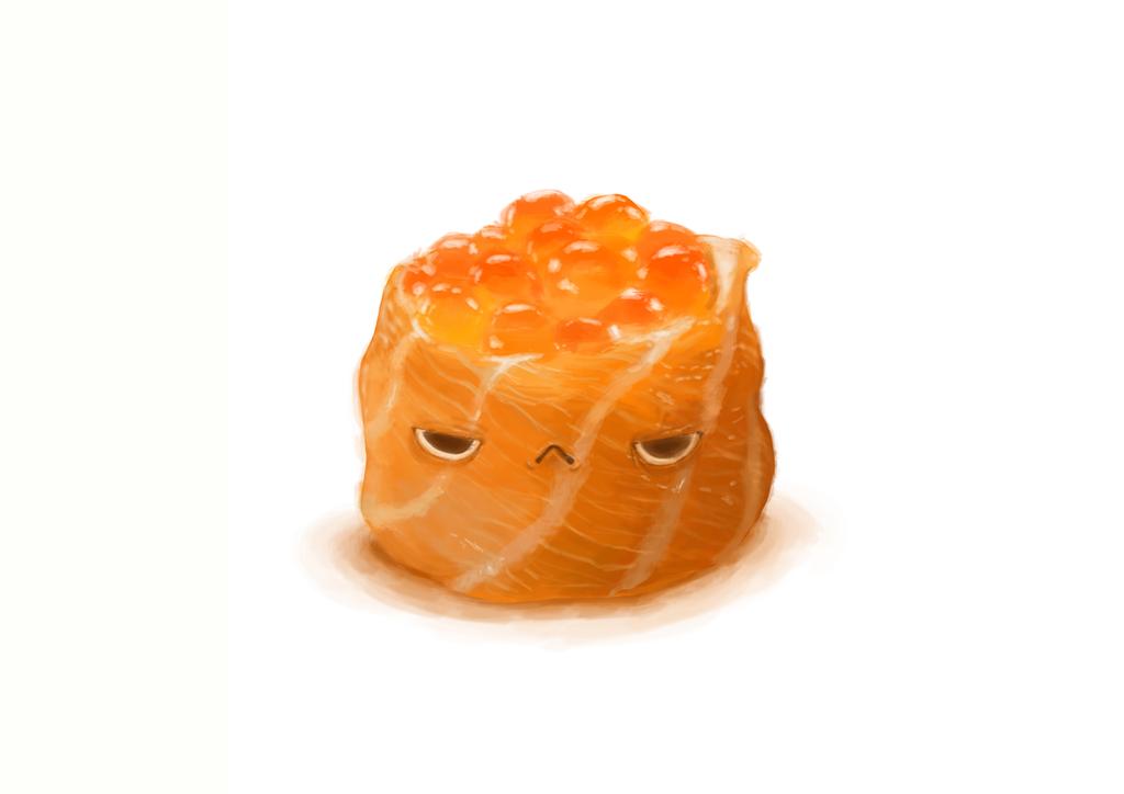 Salmon Maki by gogman