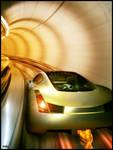 Tunnel blastoff II