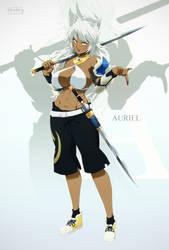 Auriel -Commission-